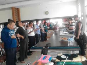 pelatihan THE POWER OF NAWAITU Jakarta 2016